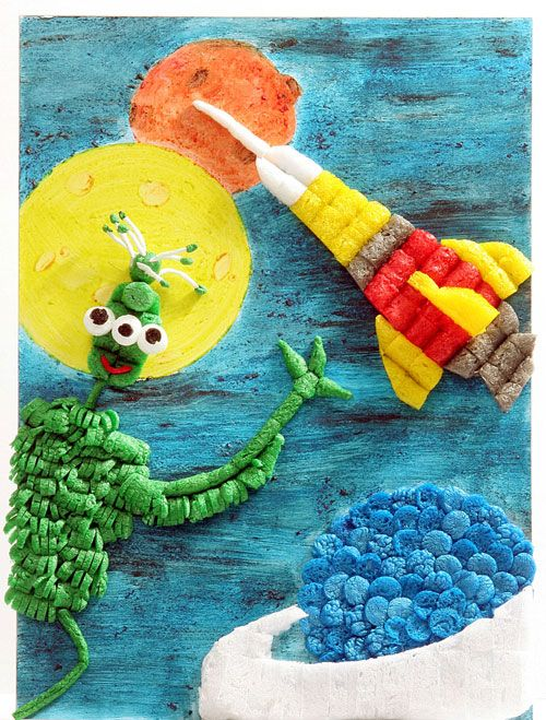 dla tych bardziej zaawansowanych - obraz z PlayMais