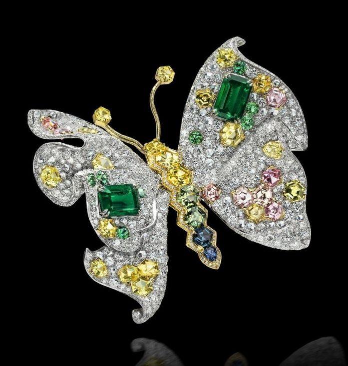 Anna Hu - Atherna Butterfly