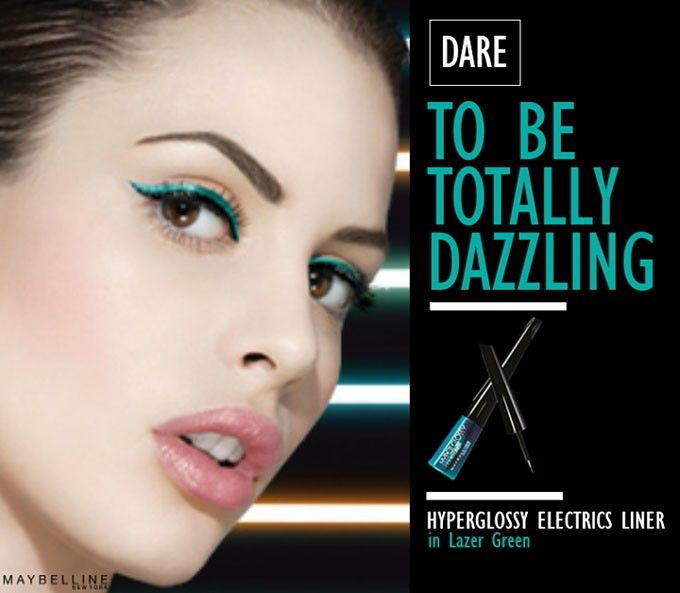 Maybelline Hyperglossy Electrics Liner 55.000