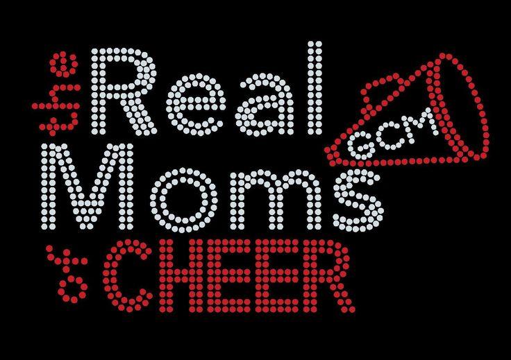 Love, love, Love my new cheer mom shirt :D