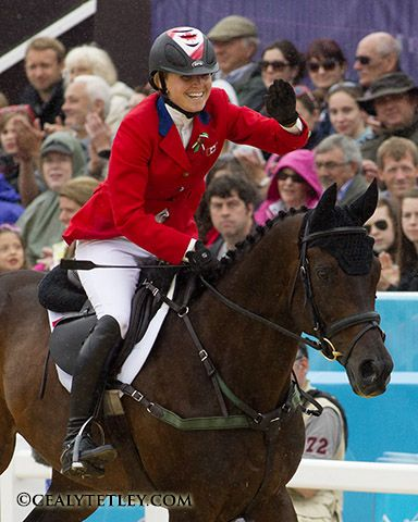 Jessica Phoenix Top Canadian Olympic Team Member for Eventing
