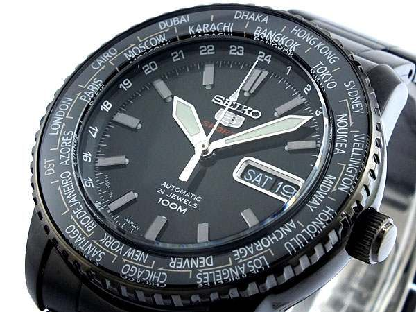 pochitto | Rakuten Global Market: Watch men's Seiko SEIKO Seiko 5 sports 5 SPORTS automatic self-winding SRP129J1 rm1100