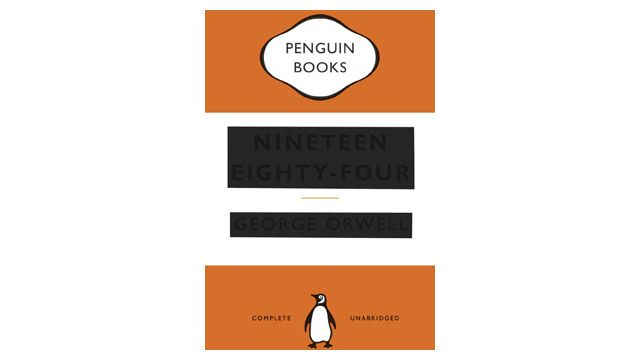 Overrated book, great re-design for the 1984 cover by Penguin though.