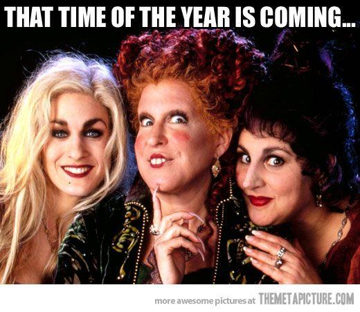 Pending doom # witches # Halloween #  seasonal scary