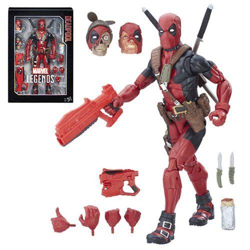 Marvel Legends 12-Inch Deadpool Action Figure [Pre-order]