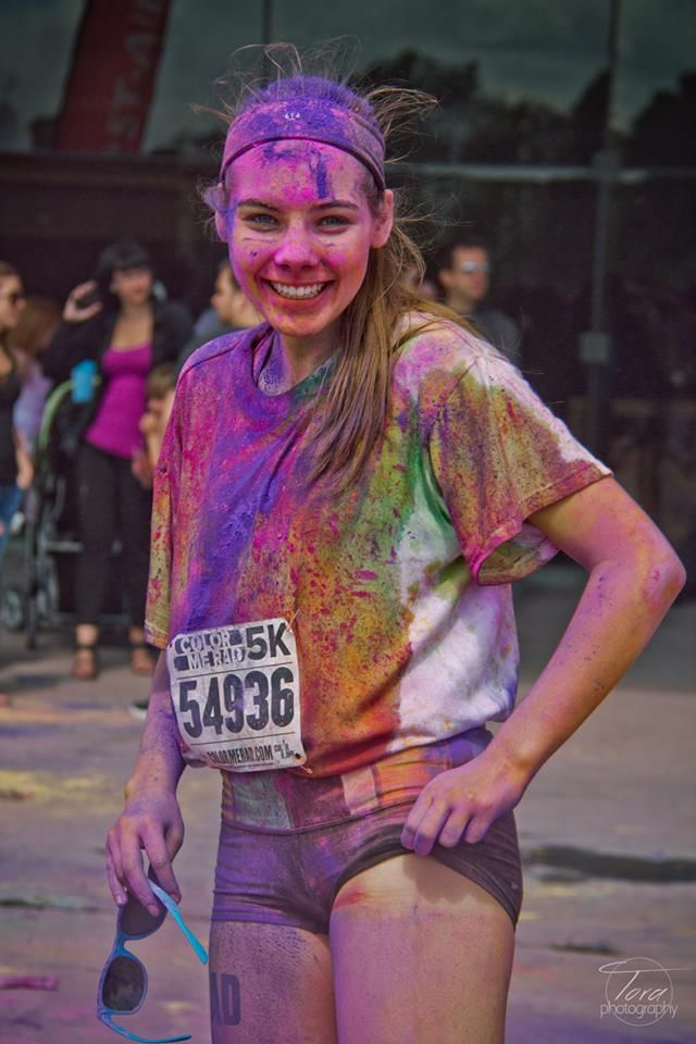 Fun colourful mess...I love colour runs!   © 2015 Tora Chirila Photography. All rights reserved. - www.tora.photography