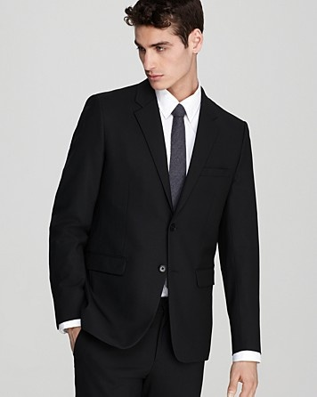 Theory Tailor Xylo Sport Coat in Black | Bloomingdale's