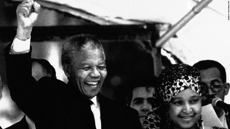 The evolution of Nelson Mandela - CNN.com