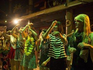 Join our Island Bula Dance.