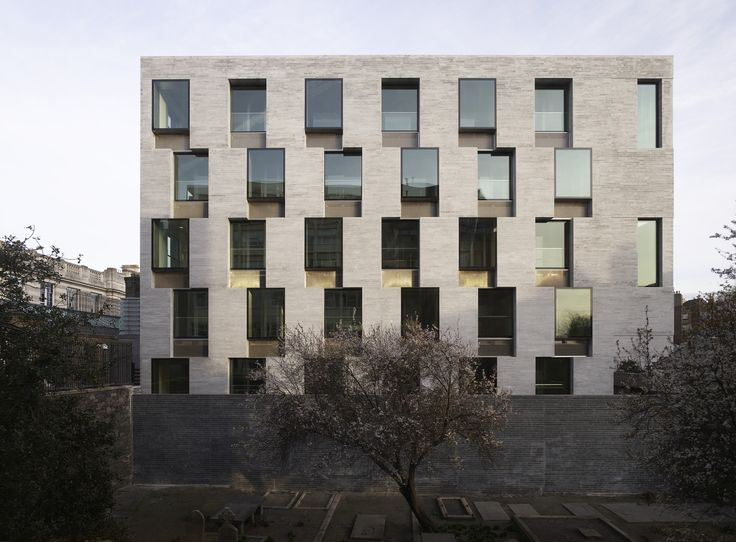 Department of Finance Merrion Row | Dublin, Ireland | Grafton Architects