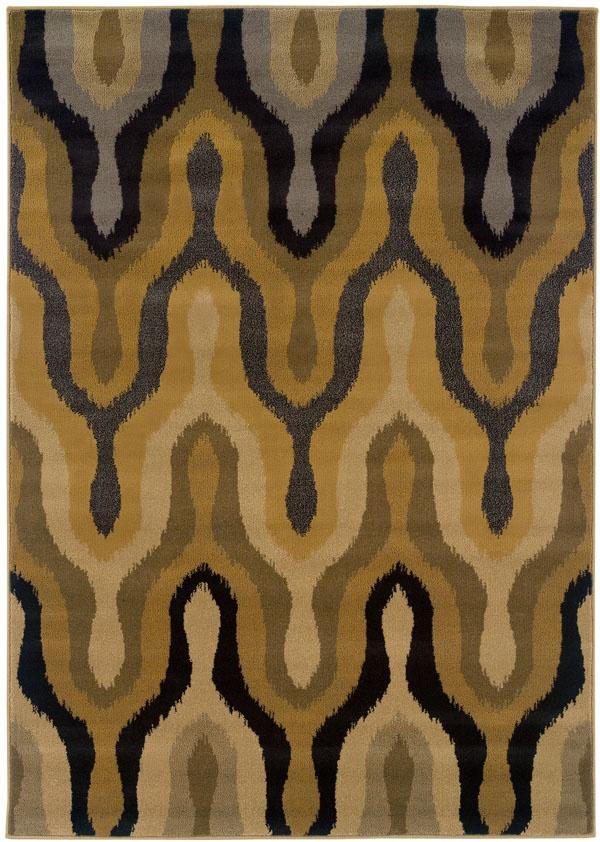 Sphinx Oriental Weavers Stella 3320 Gold Black - 73 Best MUSTARD, GREY & WHITE Images On Pinterest Mustard, Wool