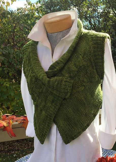 Ravelry: bindakay's The Cardilero is Green