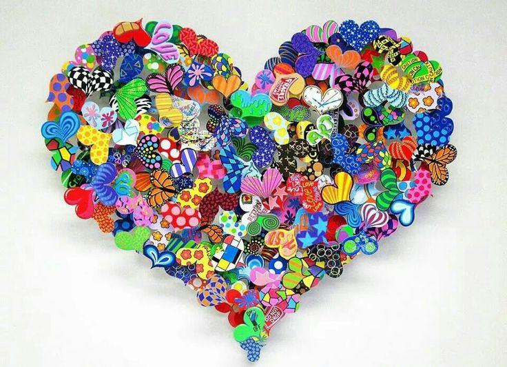 Pinterest Hearts Crafts