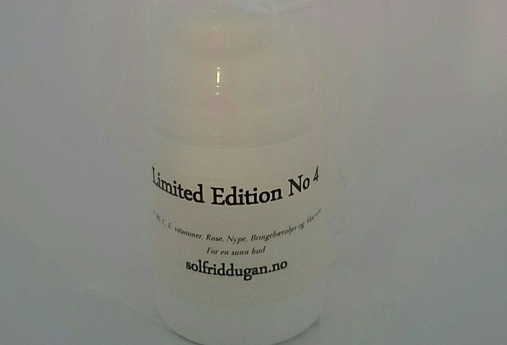 Limited Edition No 4 via VelværeFabrikken. Click on the image to see more!
