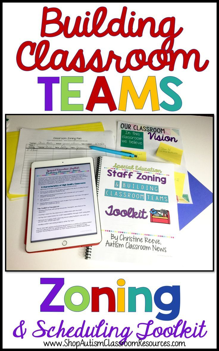 Classroom Organization Ideas For Special Education : Best organizing autism sped classroom resources