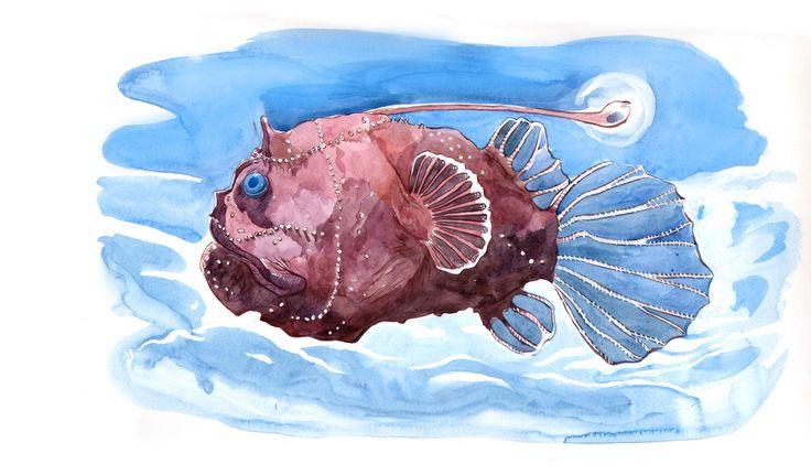 Ознакомьтесь с моим проектом @Behance: «Undersea world» https://www.behance.net/gallery/61297929/Undersea-world