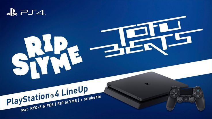 [Video] PlayStationJP's TGS Lineup Reel Rap video is awesome #Playstation4 #PS4 #Sony #videogames #playstation #gamer #games #gaming