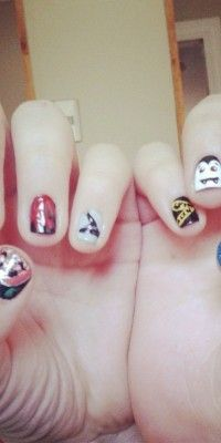#Confiesoque soy una #NailAdictaMNY. Ingresa a www.nailadictas.cl, regístrate y comparte tu obsesión por el Nail Art.