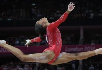 Single father Showtime noticed a significant change in his 8 year-old when she first saw gymnast Gabby Douglas. To see a girl who looked like her, doing what she wanted to do and winning it all, opened up a new realm of dreams.