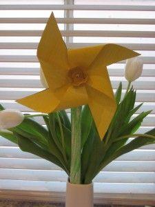 daffodil windmills