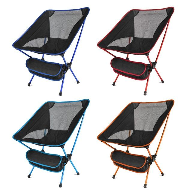 Lightweight Fishing Chairs Compact Folding Camping Chairs Outdoor Furniture Portable Breathable Comfortable Perfect Hiking Review Fishing Chair Camping Chairs Folding Camping Chairs