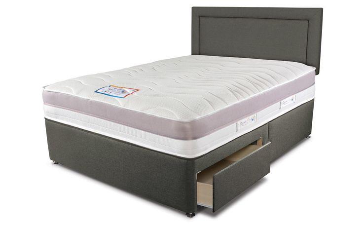Sleepeezee AeroGel 800 Pocket Comfort Mattress - Mattress Online