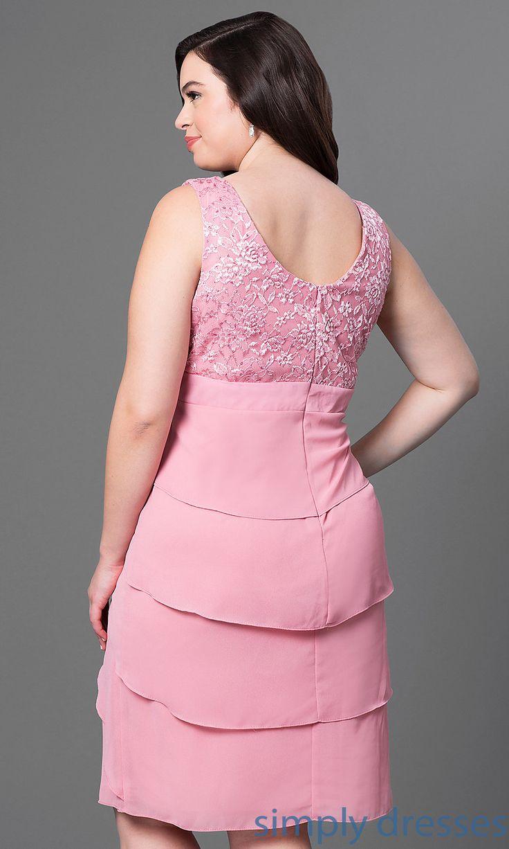 1771 best Modas plus images on Pinterest | Formal prom dresses ...