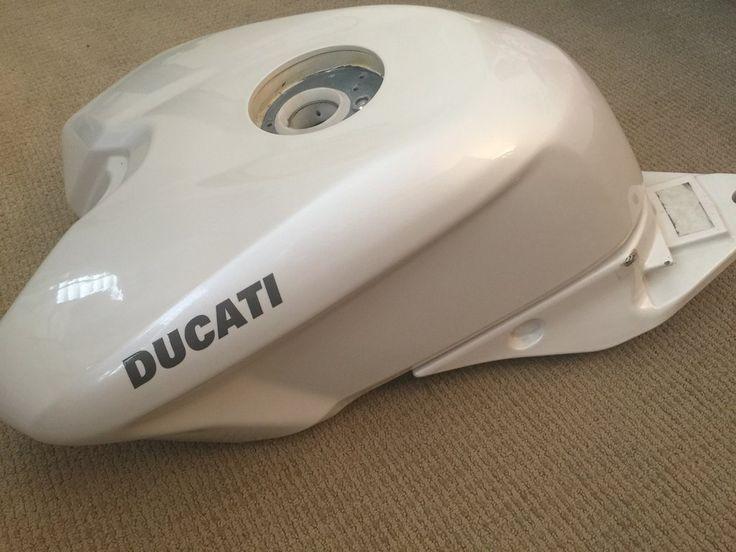 Ducati 1098/848/1198 Superbike Fuel Tank