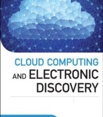 Cloud Computing And Electronic Discovery PDF
