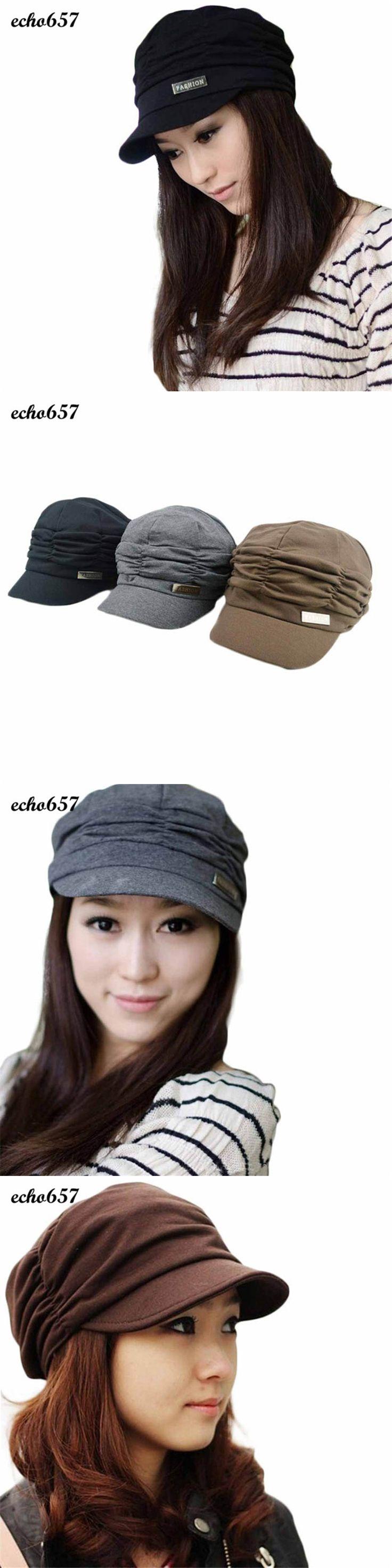 Hot Sale Military Caps Echo657 New Fashion Unisex Bouffancy Unisex Army Military Cap Flat -Top Hat Student Hat Vintag Cap Dec 22