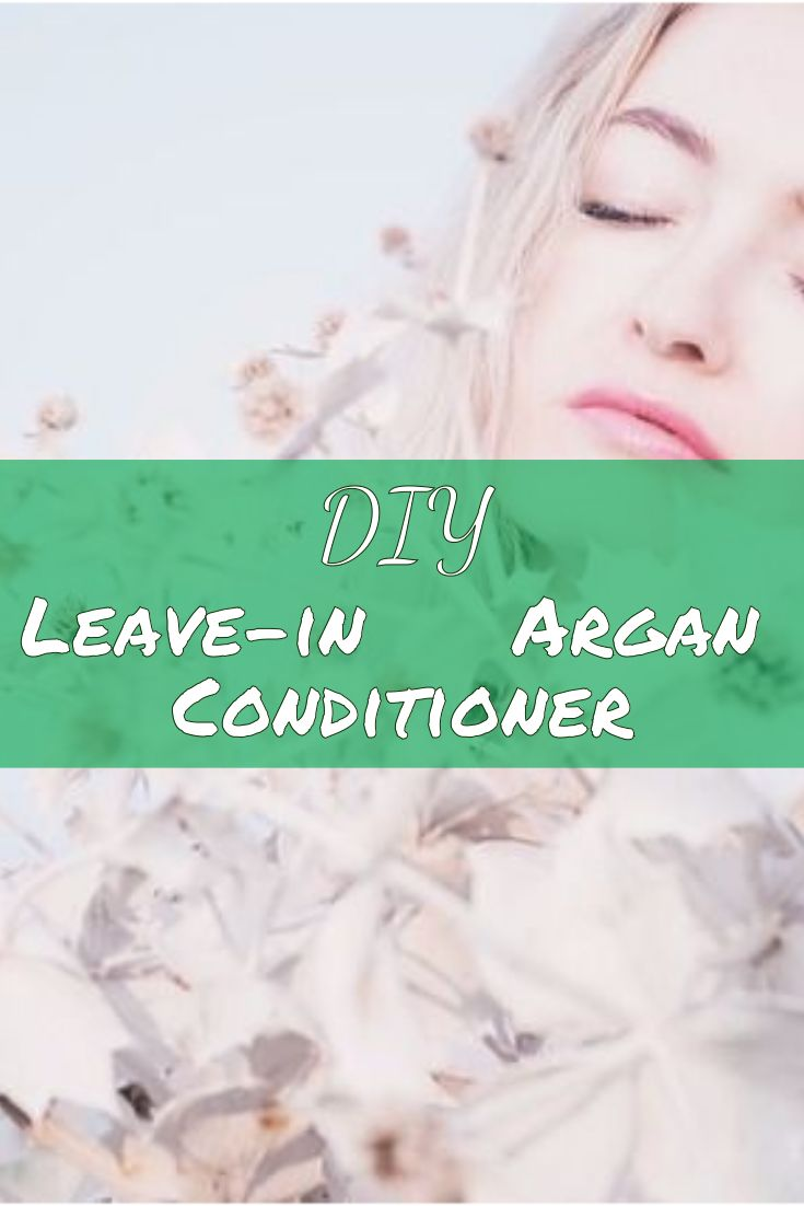 Do you want to keep your hair shiny and bouncy? A good leave-in can do that for you. Here's a non-greasy and easy DIY Leave-in Argan Conditioner Spray that works - http://www.moroccanpurearganoil.com/diy-argan-oil-leave-in-hair-conditioner/