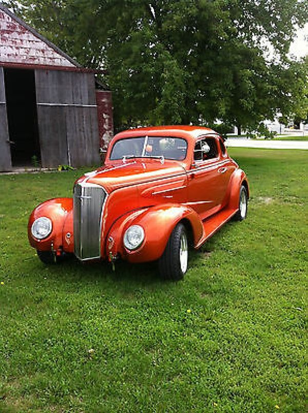 1937 chevy 5 window coupe