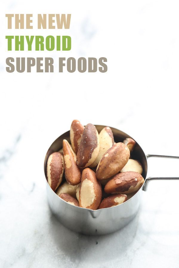 The Best Super Foods For Thyroid Health And How To Cook With Them Thyroid Recipes Foods For Thyroid Health Food