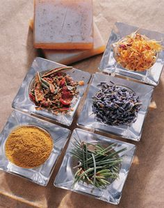 How to make homemade soaps with herbs – natural beauty   – soap
