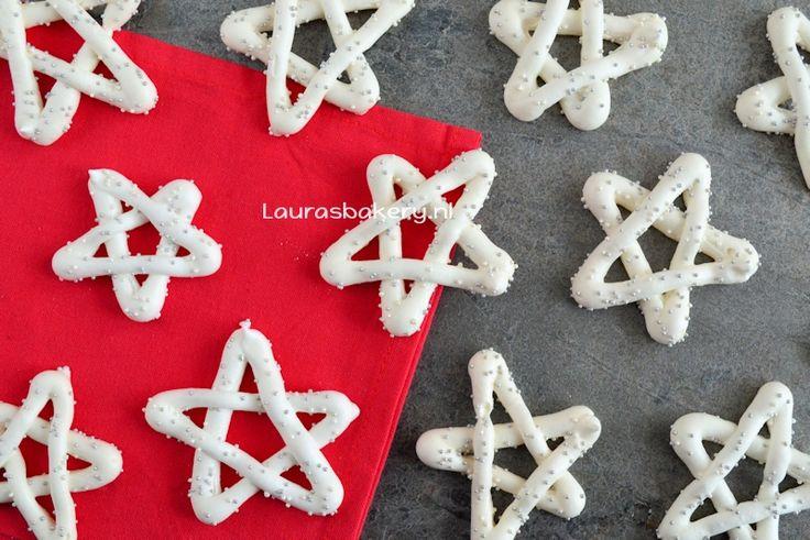 Sterren schuimpjes - Laura's Bakery