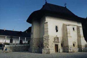 Manastiri - Manastiri O...P - Manastirea Pangarati