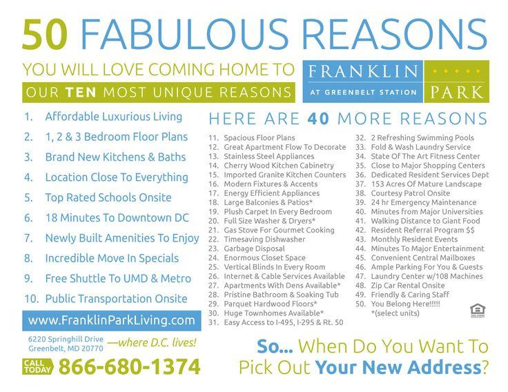 Apartment Rentals   Greenbelt, MD   Franklin Park Living – Preferred Employer - Apartment Rentals   Greenbelt, MD   Franklin Park Living