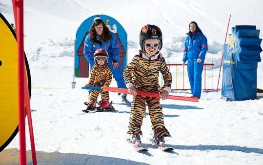 Snowland Erlebniswelten mit modernster Ausstattung in Obertauern