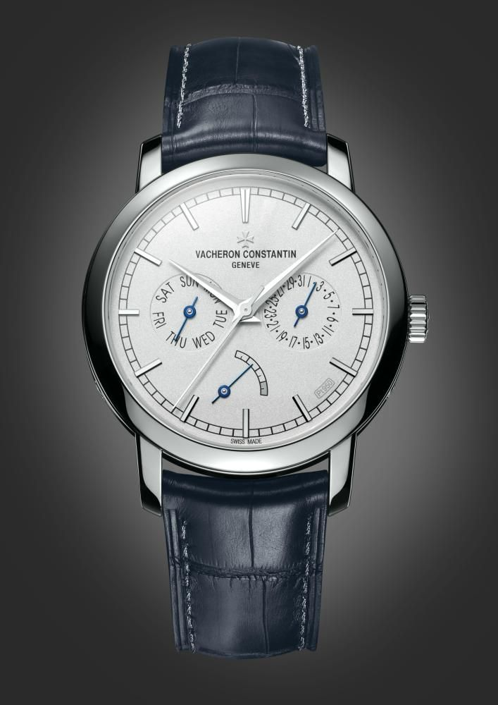 Vacheron Constantin - Platinum Traditionnelle Date-Day and Power Reserve