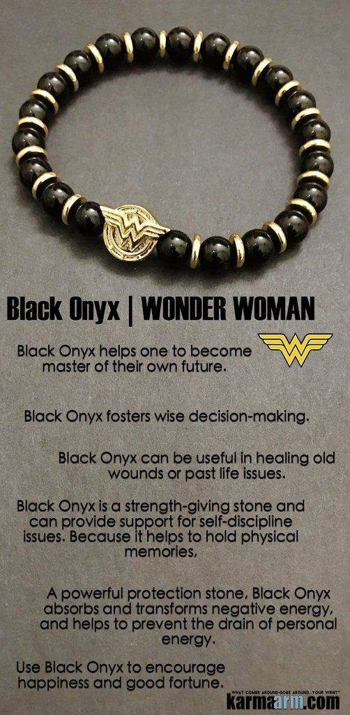 Wonder Woman Logo Bracelets –Black #Onyx  CosPlay Comic-Con Jewelry.   #Wonder #Woman #Bracelets: Luxury #CosPlay #Comic-Con #Jewelry #WonderWoman #Star #Wars #Batman #Spiderman #Dark Knight #DC Comics #Marvel #GameofThrones #SuperHero #Planet of the #Apes #Jewelry. #WonderCon #Fangirl #Fanboy #Justice #League #JusticeLeague