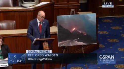 Who: Representative Greg Walden (R-Oregon) Twitter:...