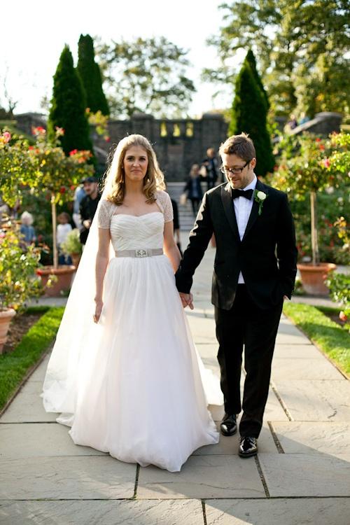 New York Botanical Garden Wedding