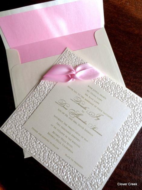 wedding invitations elegant unique high end | Tarjetas de ...