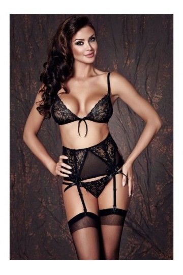 Best Lingerie Images On Pinterest Underwear Lace And Lace Bra - Porte jarretelle sexy