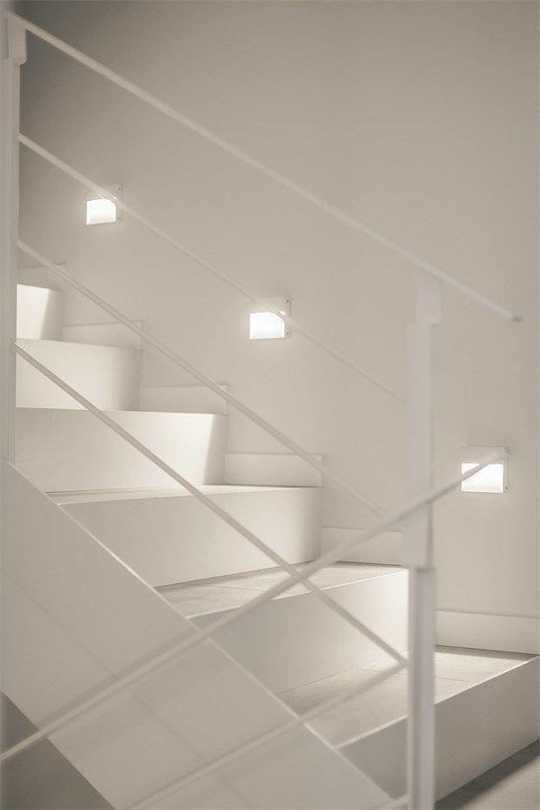 17 mejores ideas sobre escaleras blancas en pinterest - Escaleras blancas ...