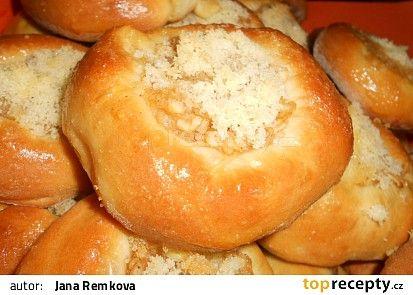 Jablečné koláče recept - TopRecepty.cz