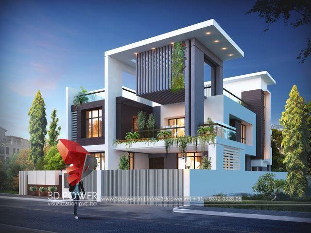 Ultra Modern Home Designs Home Designs Ultramodernhomedesign Small House Elevation Design Modern Style House Plans Ultra Modern Homes