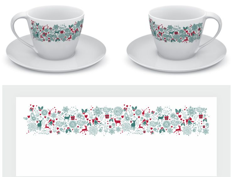 Chirstmas cups