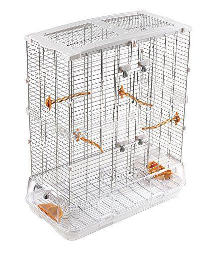 Vision Bird Cage Model L12 - Large - https://www.balanced4u.net/crittercare/vision-bird-cage-model-l12-large/
