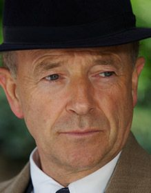 Foyle's War Character-Christopher Foyle played by Michael Kitchen (Out of Africa)--great Masterpiece Theater series!